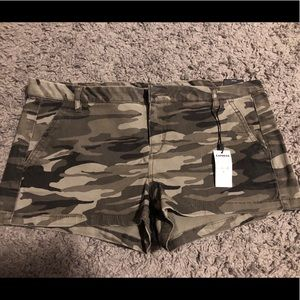 Camo Express Short- New With Tags!